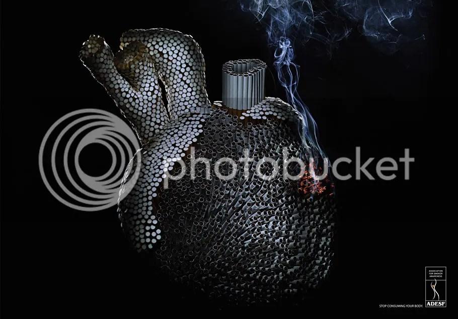التدخين والرئة