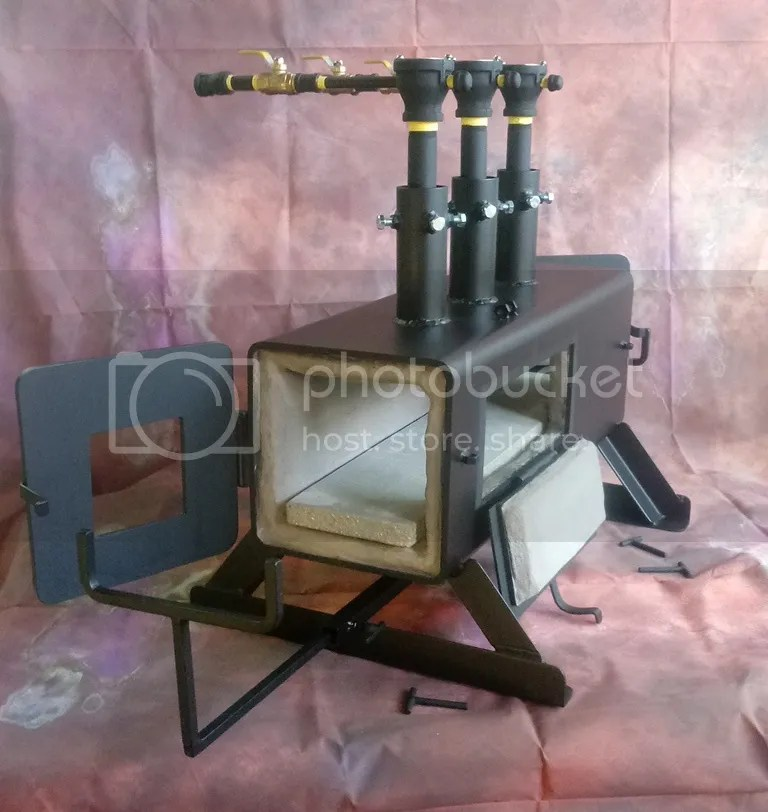 Portable Coal Forge For Sale