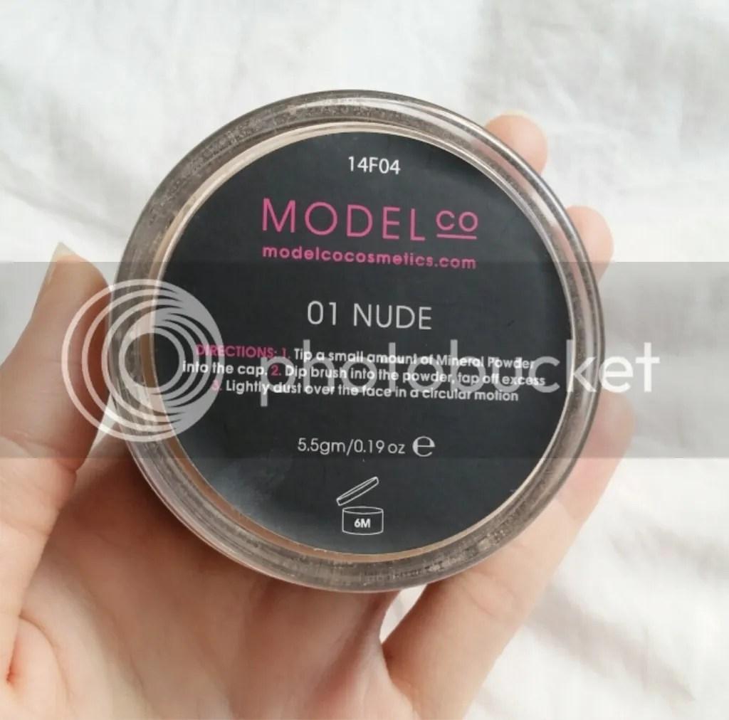ModelCo Mineral Powder Foundation