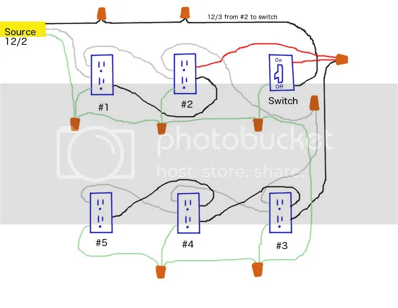Wiring Diagram Help Electrical DIY Chatroom Home Improvement Forum