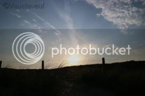 Keek op de week - Zonsondergang in Julianadorp aan zee!