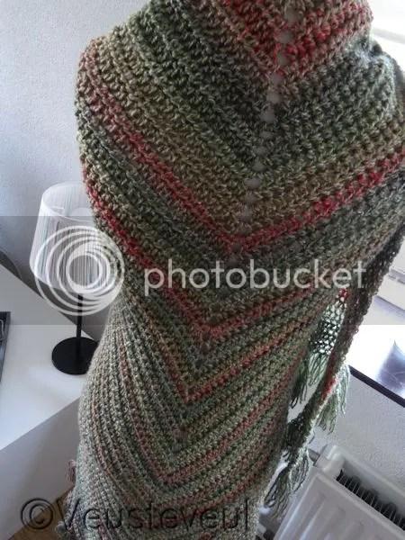 Echtstudio omslagdoen met Bianca wol van de wibra