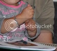 Als praten niet vanzelfsprekend is - gebaar voor werken door onze dochter!