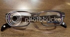 Gewone bril voor de jongste