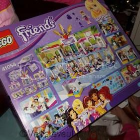 Winkelstraat van Lego Friends