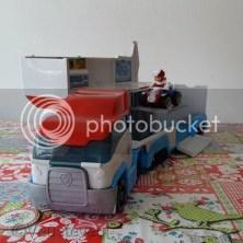 PAW Patrol Patroller - vrachtwagen