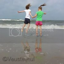 15 reisdilemma's - de kust... mijn favoriet en die van onze meiden!