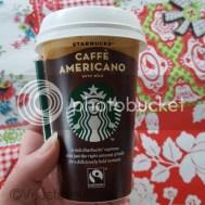 Starbucks Chilled Classics Caffe Americano