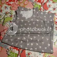 Zelf kleding maken - vestje voor maxi dress