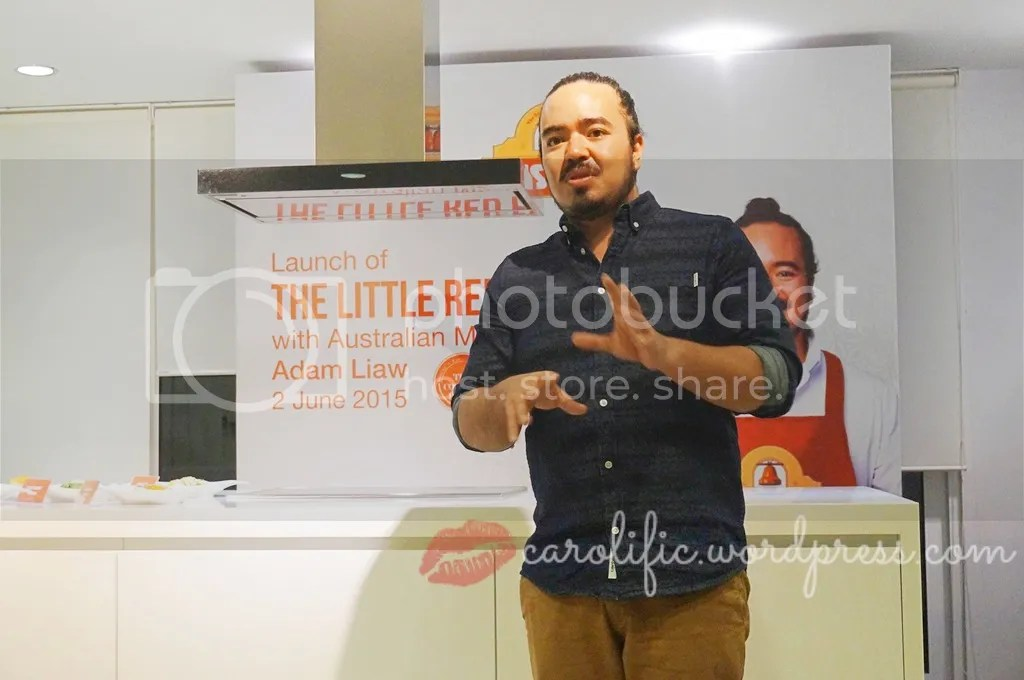 Adam Liaw, Mission Foods, Food Truck, Wraps, Food Truck Klang Valley, Food Truck Kuala Lumpur, Wraps, Dinner, Lunch, Light Dinner, Light Lunch, Asian Fusion, MasterChef, MasterChef Australia, Laksa, Rendang, Prawns, Chicken, Lamb, Hummus, Kimchi, Beef,