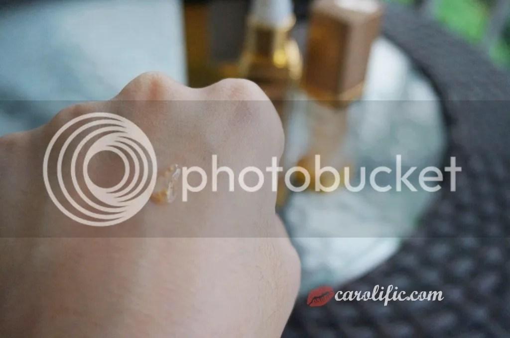 Clinelle, Caviar, Gold, Caviar Gold, Serum, Face Serum, Eye Serum, Firming, Dark Circles, Skin Care, Malaysia, Kuala Lumpur, Review, Blogger, Beauty Blogger,