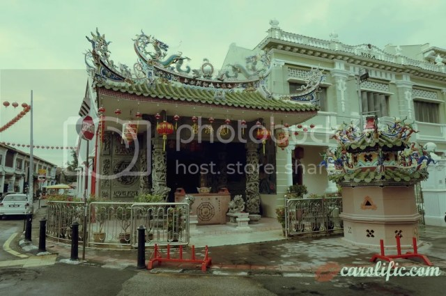 Penang, Travel, Malaysia, Island, Georgetown, Georgetown Penang, What to do, What to see, Sightseeing, Food, Nyonya, Yap Temple, Choo Chay Keong