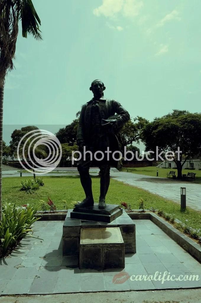 Penang, Travel, Malaysia, Island, Georgetown, Georgetown Penang, What to do, What to see, Sightseeing, Food, Nyonya, Cheap Travel, Traveloka, Fort Cornwallis