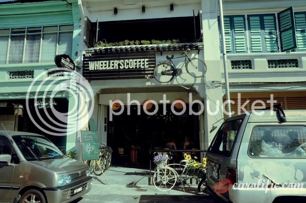 Penang, Travel, Malaysia, Island, Georgetown, Georgetown Penang, What to do, What to see, Sightseeing, Food, Nyonya, Cheap Travel, Traveloka, Love Lane, Wheeler's Coffee