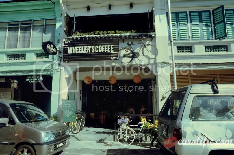 Penang, Travel, Malaysia, Island, Georgetown, Georgetown Penang, What to do, What to see, Sightseeing, Food, Nyonya, Cheap Travel, Traveloka, Love Lane, Wheeler's Coffee