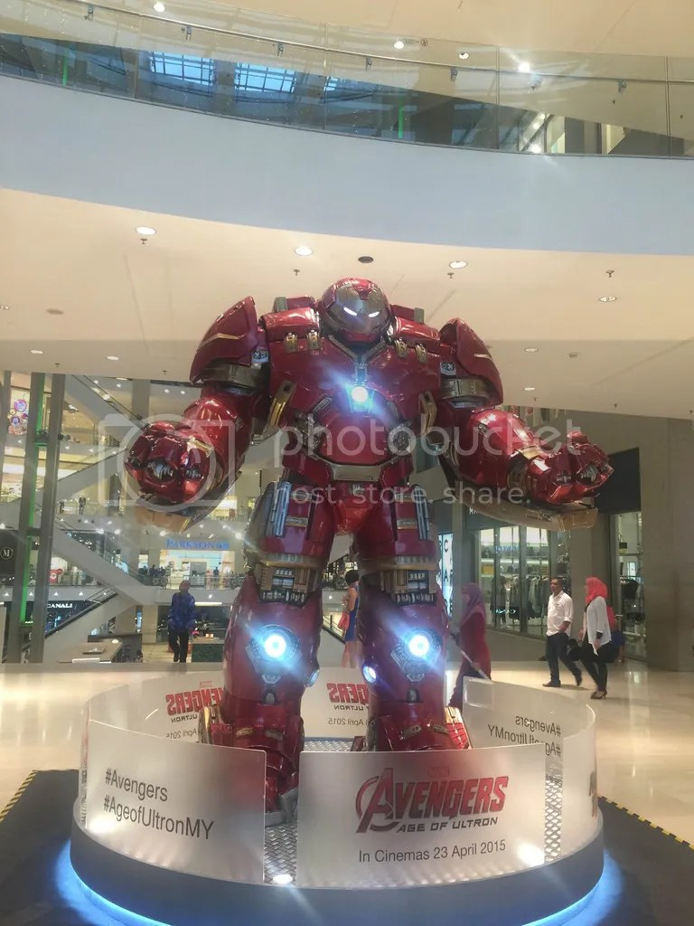 The Avengers, Age of Ultron, Movie, Movie Premiere, Malaysia, Kuala Lumpur, Watsons, Contest, Win A Trip, Travel Contest, Iron Man, The Hulk, Captain America, Black Widow, Thor, Ultron