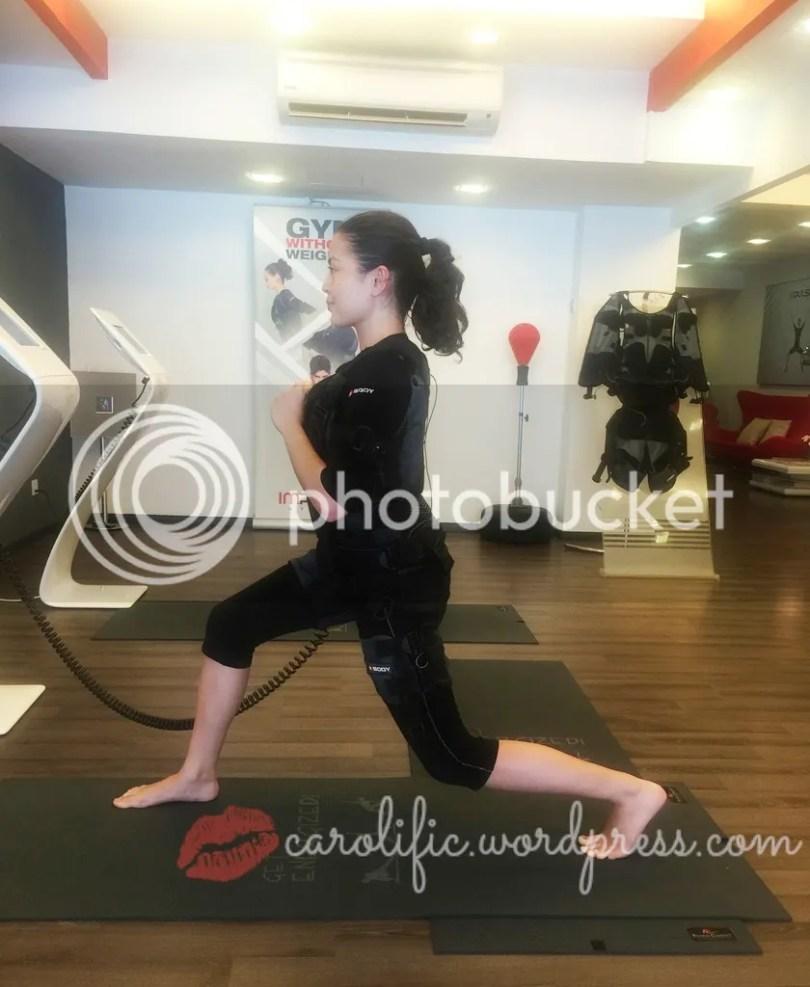 Impulse Studio, EMS Training, Work Out, Quick Workout, Effective Workout, Gym, Kuala Lumpur, Malaysia, Bangsar