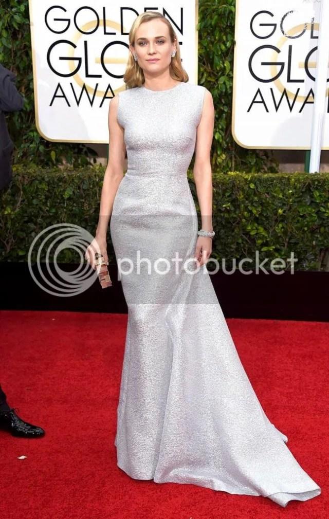 Diane Kruger, Golden Globes, 2015