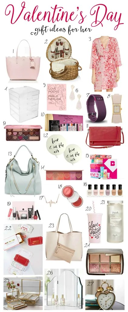 The Best Valentines Day Gift Ideas For Women Amp Men