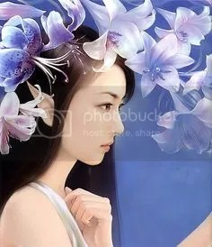 Asian Fairy by