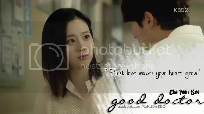 Korean Drama Quote ~Good Doctor
