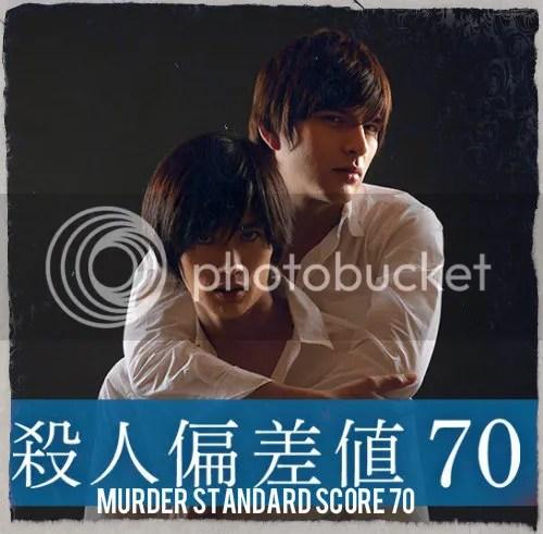 Murder Standard Score 70