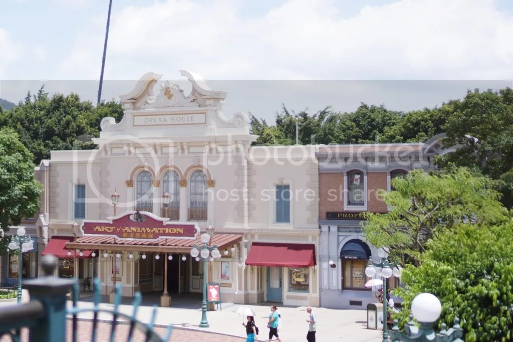 Disneyland in Asia