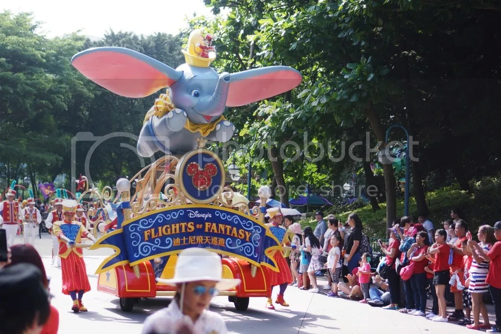 Parade Hongkong Disneyland