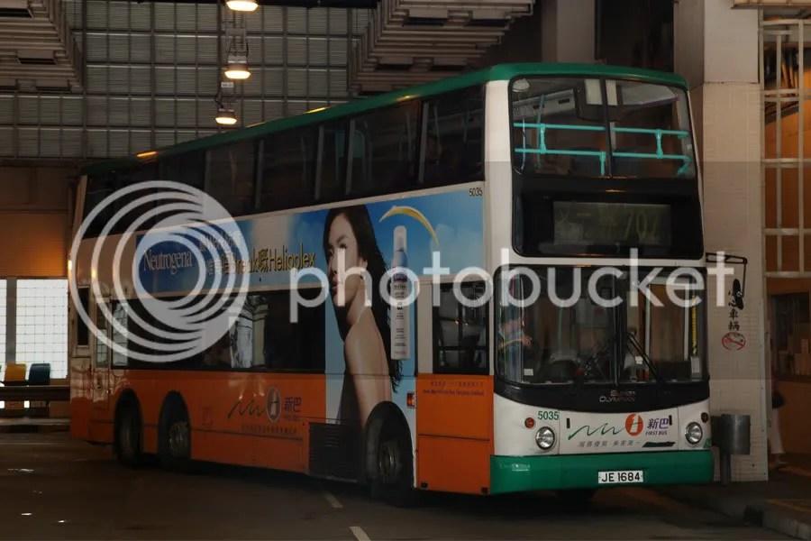 最新車行最新線 + 新巴強勢重返 - hkitalk.net 香港交通資訊網 - Powered by Discuz!