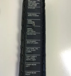 saab 96 fuse box wiring diagram for you saab 96 fuse box [ 768 x 1024 Pixel ]