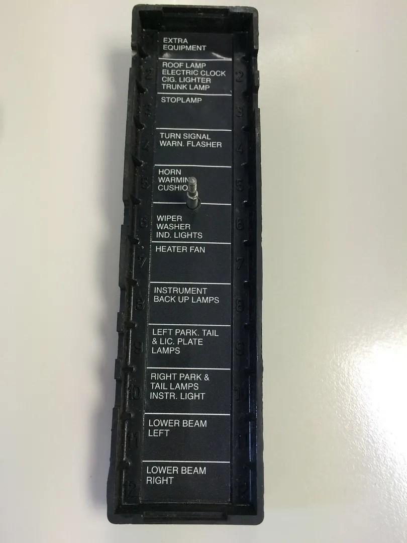 hight resolution of saab 96 fuse box wiring diagram for you saab 96 fuse box
