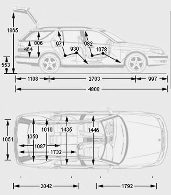 Saab 9 2x Fuse Box. Saab. Auto Fuse Box Diagram