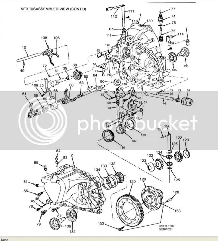Ford mtx75 transmission fluid