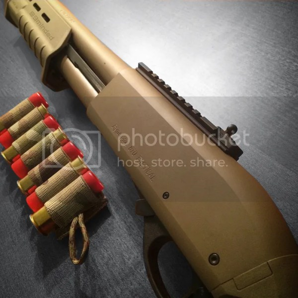 Tactical Stock Remington 870 Fde - Year of Clean Water