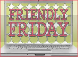 Friendly Friday Button