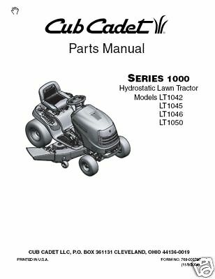 Cub-Cadet-Parts-Manual-for-LT1042-LT1045-LT1046-LT1050