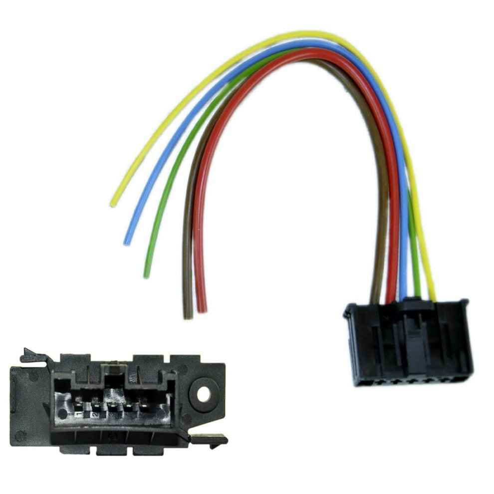 hight resolution of  for fiat grande punto heater resistor wiring loom harness repair connector kit 1