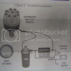 How To Wire A Ballast Resistor Diagram 12v Trailer Wiring Ignition Coil V8buick Com Img I Have An External Because My Resistance