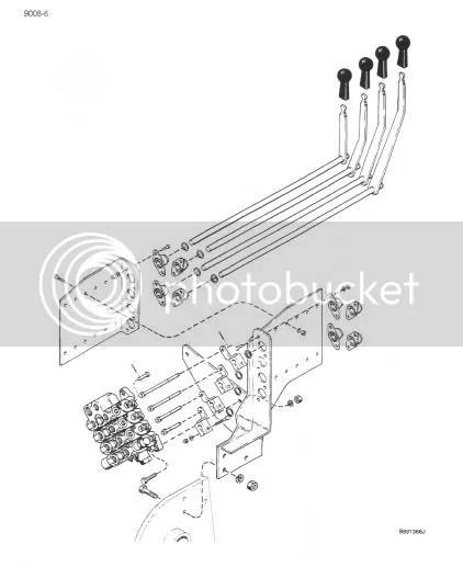 CASE 580 SUPER K LOADER BACKHOE CONSTRUCTION KING SERVICE