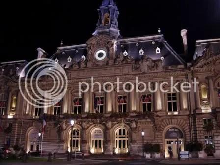 Hôtel de Ville - Tours - août 2006