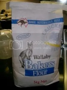 Bread Flour (Photo courtesy of Jan)