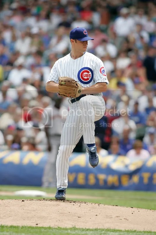 Rich Harden is a Cub. Yep.