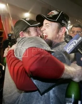 When Chase Utley and Brad Lidge shar a man-hug, its called a Chutlidge.