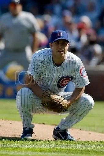 Hope you Cubs fans enjoyed him while you had him...Rich Harden might have to be traded.