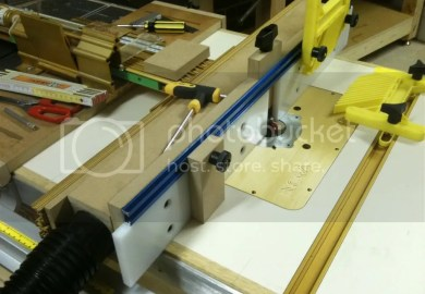 Kreg Router Table Fence