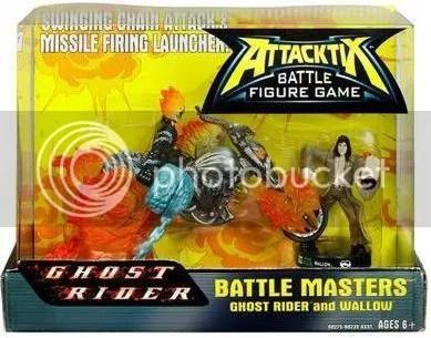 Ghost Rider Mega