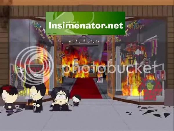 Imagem, pacifica, mostrando a atual situação do InSIM, feita por um dos membros do fórum do PMBD