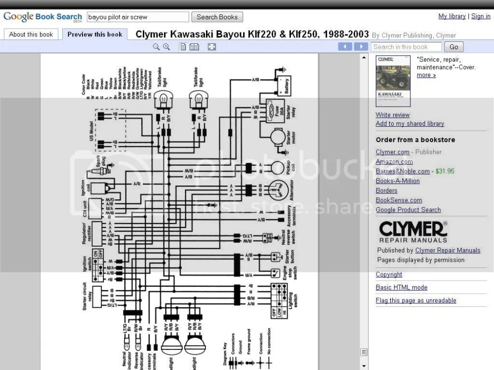 medium resolution of bayou 220 wiring schematic wiring diagram view kawasaki