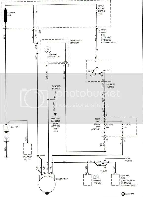 Alternator Idiot Light Wiring Diagram. Diagram. Wiring Diagram Images