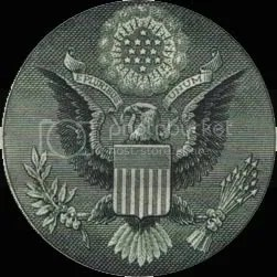 great seal dollar photo: The Seal on the Dollar Bill GreatSealofAmerica.jpg